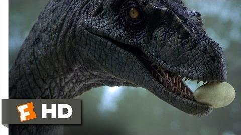 Jurassic Park 3 (10 10) Movie CLIP - Returning the Raptor Eggs (2001) HD