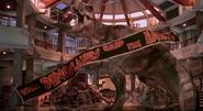 Incident de Jurassic Park 1993