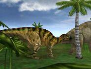 Jurassic Park- Operation Genesis Эдмонтозавр