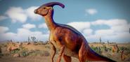 JWE2 parasaur