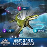 Kronosaurus Quiz