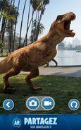 Logo Jurassic World Alive 1