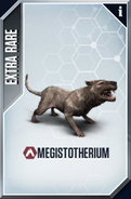 Megistotherium (The Game)