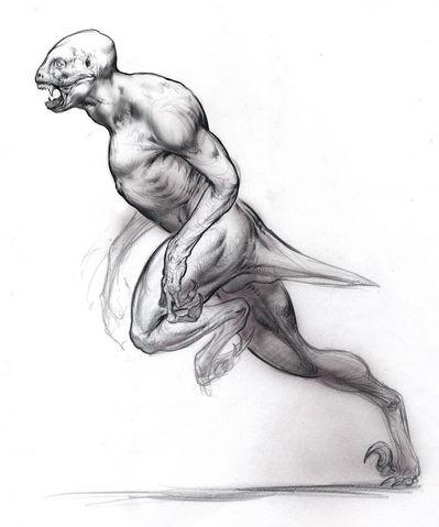 Hombre Raptor