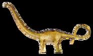 JP Mamenchisaurus render