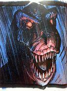 T rex concept at 2