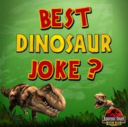 Best Dinosaur Joke