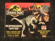 LindbergDilophosaurus Front