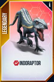 Jurassic World The Game SuperHybrid IndoRaptor 4.png