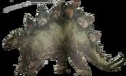 Stegosaurus render by kingrexy-dci89e6