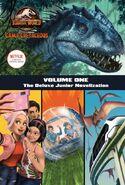 Camp Cretaceous Book Volume One