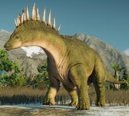 JWE2Amargasaurus
