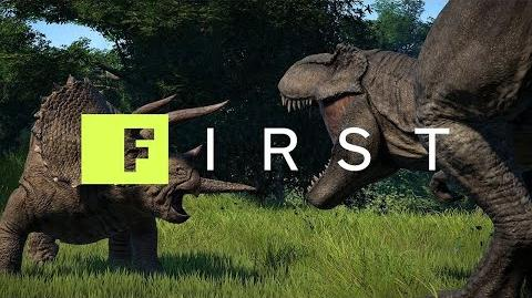 Jurassic World Evolution The First 20 Minutes - IGN First