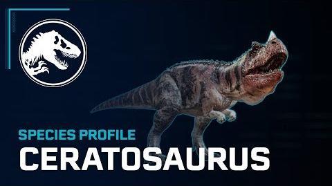 Species Profile - Ceratosaurus