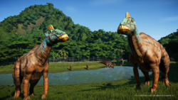 JWEEdmontosaurus