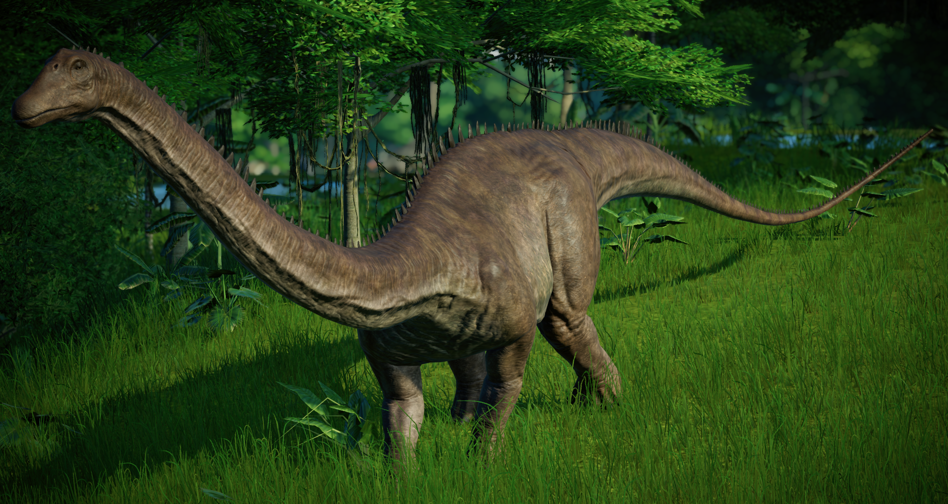 diplodocus  jurassic world evolution wiki  fandom