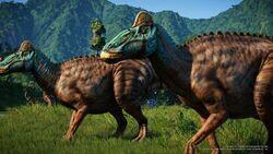 JWE Edmontosaurus