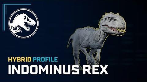 Hybrid Profile - Indominus Rex