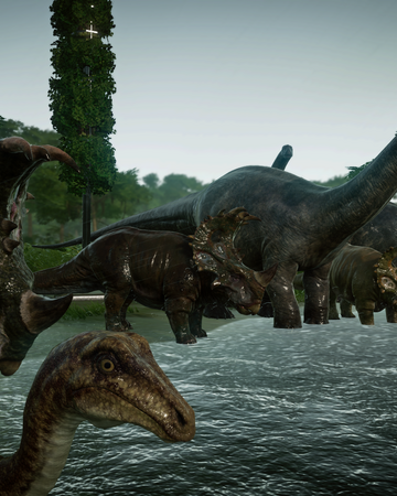 Dinosaur Jurassic World Evolution Wiki Fandom It's now our responsibility to protect these magnificent creatures. dinosaur jurassic world evolution