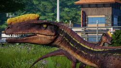 Jurassic World Evolution - Proceratosaurus 2