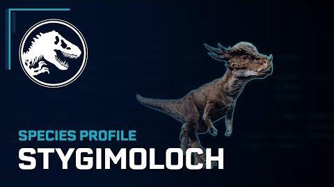 Species Profile - Stygimoloch