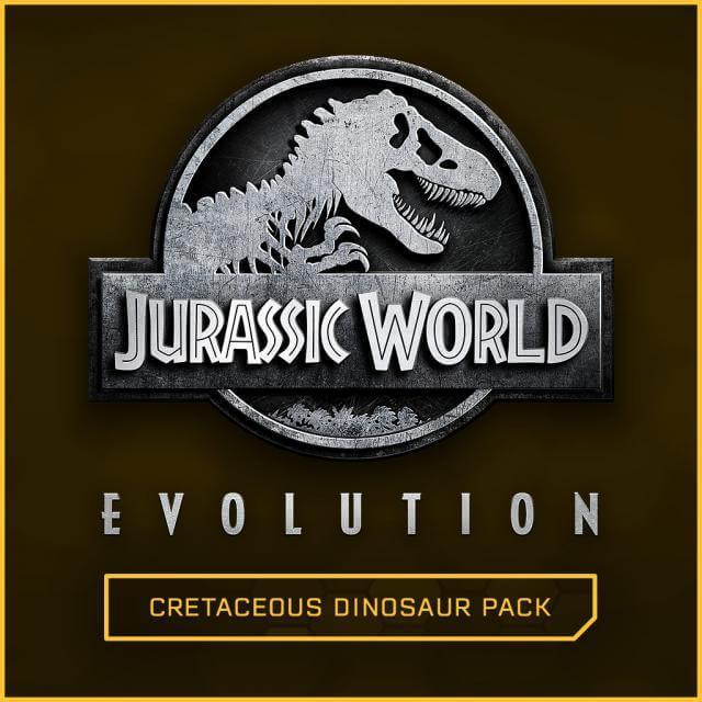 Cretaceous Dinosaur Pack