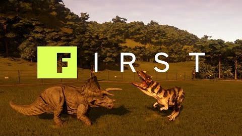 Jurassic World Evolution 20 Minutes of Isla Muerta Gameplay - IGN First