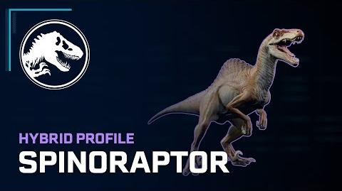 Hybrid Profile - Spinoraptor