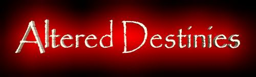 Logo for The Altered Destinies series