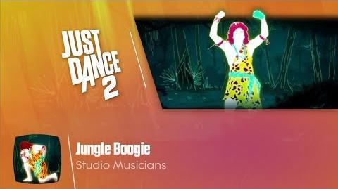 Jungle Boogie - Studio Musicians Just Dance 2