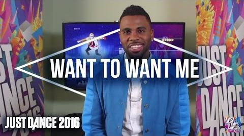 Just Dance 2016 Want to Want Me by Jason Derulo - Official US