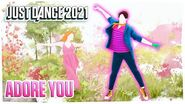 Just Dance 2021 Adore You by Harry Styles Official Track Gameplay US
