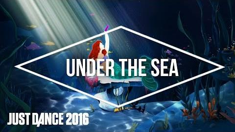 Just Dance 2016 - Under the Sea From Disney's The Little Mermaid - Official US