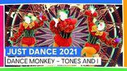 Dancemonkey thumbnail uk