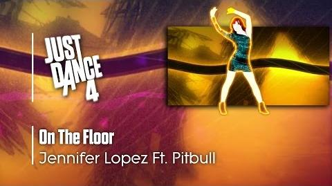 On The Floor - Jennifer Lopez Ft