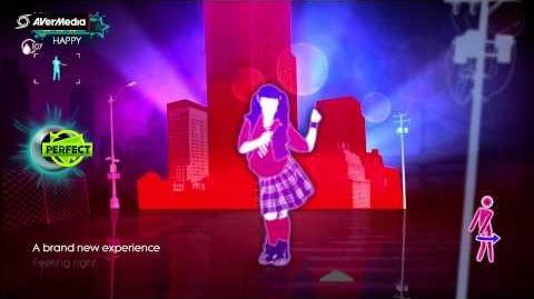 Just Dance 3 Kids in America, Kim Wilde (Sol)-(DLC) 5*