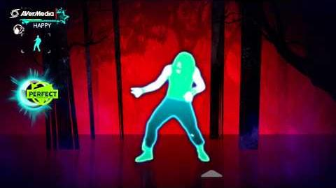 Just Dance 3 Louie Louie, Iggy Pop (Solo)-(DLC) 5*