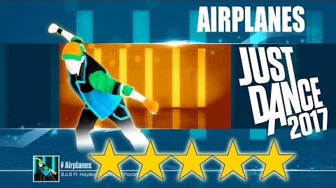 Just Dance 2017 - Airplanes