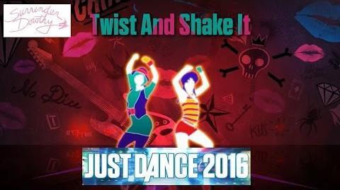 Just Dance® 2016 - Twist And Shake It - 5 Stars