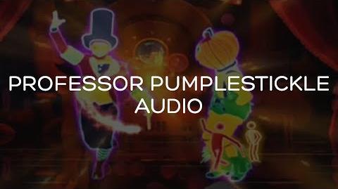 Just Dance Now - Professor Pumplestickle by Nick Phoenix & Thomas J