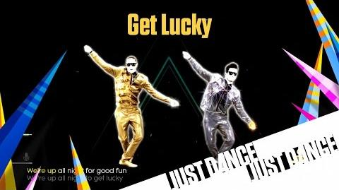 Just Dance 2014 - Get Lucky-0
