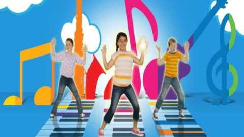 Just Dance Kids 2014 - The Wiggles - Get Ready To Wiggle