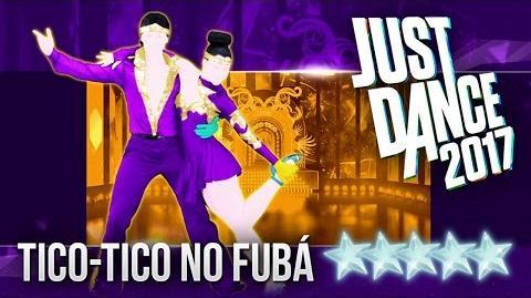 Just Dance 2017 Tico-Tico No Fubá by The Frankie Bostello Orchestra - 5 stars
