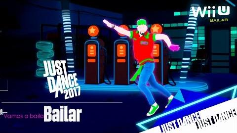 Just Dance 2017 - Bailar
