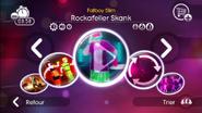 Rockafeller jd2 menu