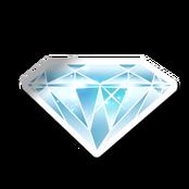 Diamonds avatar del baile sentado