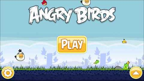 Original Main Theme - Angry Birds Music