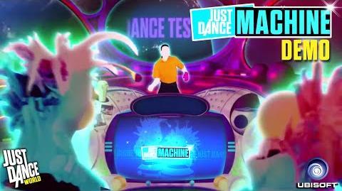 Just Dance 2017 Just Dance Machine Demo Gameplay