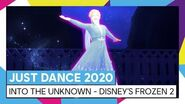 Just Dance 2020 - Frozen 2 (Into The Unknown)