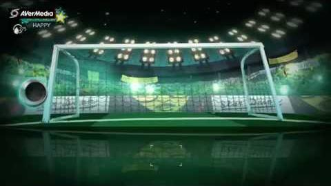 Just Dance 3 Futebol Crazy, The World Cup Girls (Solo)-(DLC) 5*